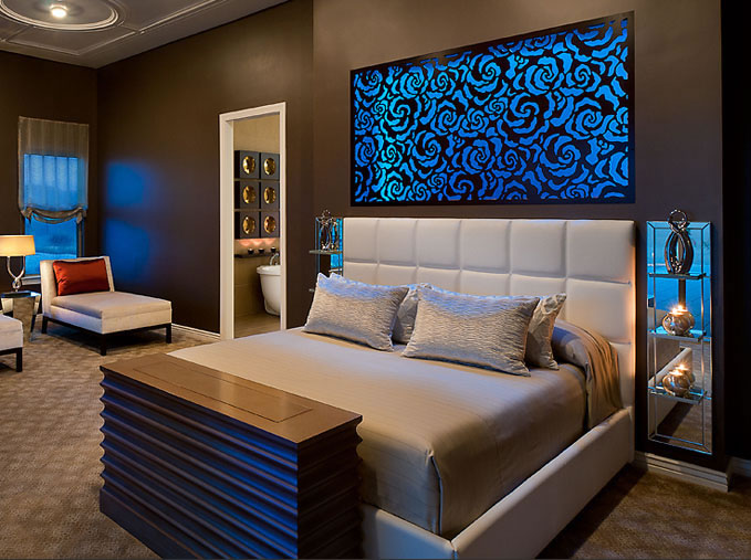 Ornamen Cantik Bed Room