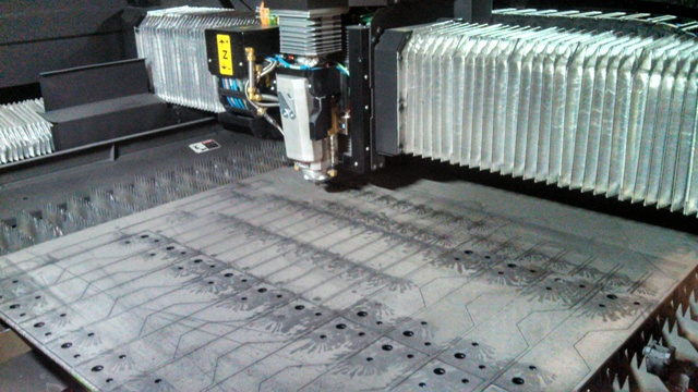 Laser Cutting Metal Surabaya